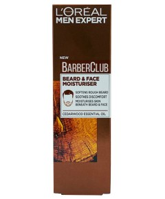 Men Expert Barberclub Beard And Face Moisturiser
