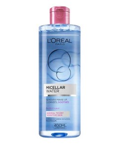 Micellar Water Normal To Dry Sensitive Skin