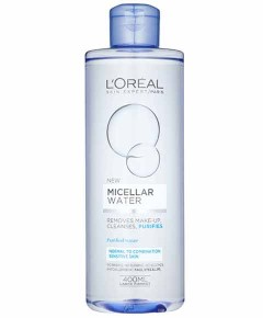 Micellar Purified Water For Normal To Combination Sensitive Skin