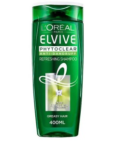 Elvive Phytoclear Anti Dandruff Refreshing Shampoo