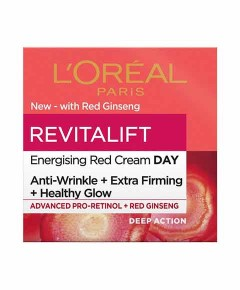 Revitalift Red Ginseng Energising Red Cream Day