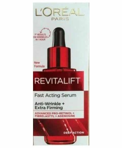 Revitalift Fast Acting Anti Wrinkle And Extra Firming Serum