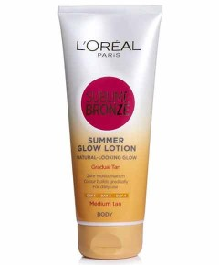 Sublime Bronze Summer Glow Lotion Medium Tan