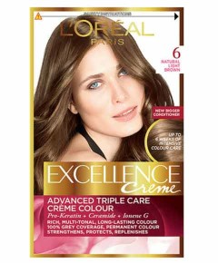 Excellence Creme Advacned Triple Care Creme Colour