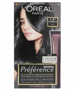 Preference Infinia Permanent Colour 1.07 Florence Black