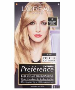 Preference Infinia Permanent Color 8 California