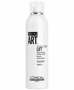 Tecni Art Volume Lift Root Lift Spray Mousse Force 3