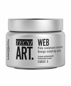 Tecni Art Web Design Sculpting Paste Force 5