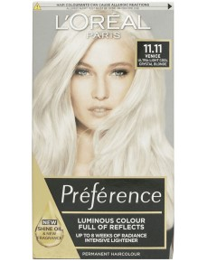 Preference Infinia Permanent Color 11.11 Ultra Light