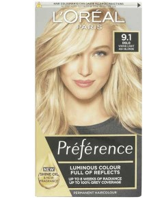 Preference Infinia Permanent Color 9.1 Viking