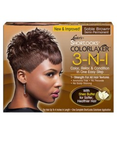 Shortlooks Colorlaxer 3 IN 1 Sable Brown