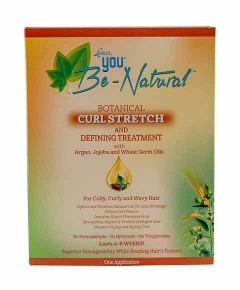 You Be Natural Botanical Curl Stretch And Defining Treatment