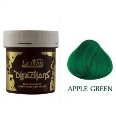 Directions Semi Permanent Conditioning Hair Colour Apple Green