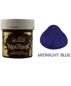 Directions Semi Permanent Conditioning Hair Colour Midnight Blue