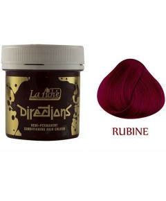 Directions Semi Permanent Conditioning Hair Colour Rubine