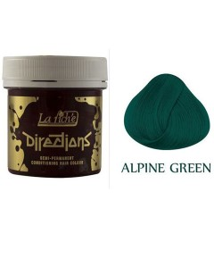 Directions Semi Permanent Conditioning Hair Colour Alpine Green