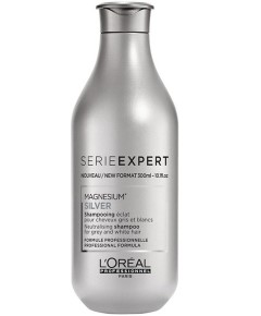 Serie Expert Magnesium Silver Neutralising Shampoo