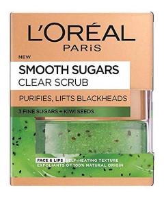 Smooth Sugars Clear Scrub