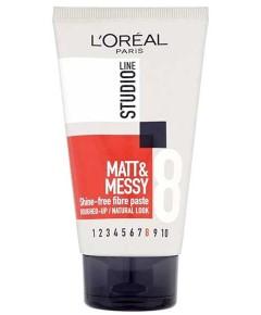 Studio Matt And Messy Shine Free Fibre Paste 8
