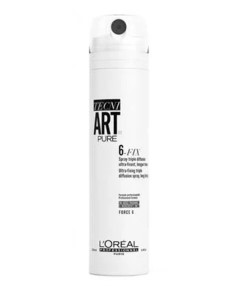 Tecni Art Pure 6 Fix Triple Diffusion Spray