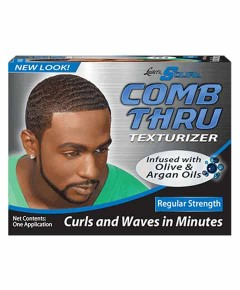 S Curl Comb Thru Regular Texturizer