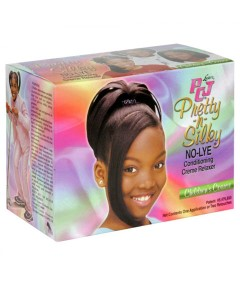 PCJ Pretty N Silky No Lye Conditioning Relaxer