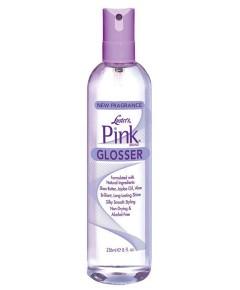 Pink Hair Glosser Spray