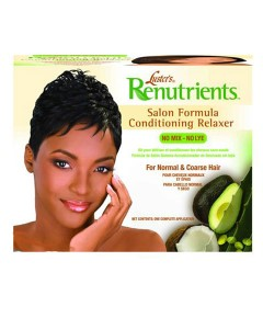 Renutrients Salon Formula Conditioning Relaxer