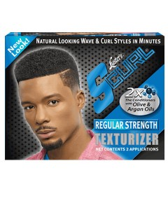 S Curl Texturizer Regular
