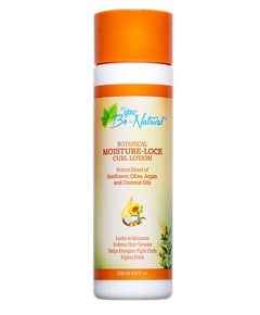 You Be Natural Botanical Moisture Lock Curl Lotion