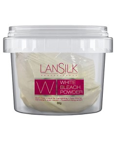 Lansilk Professional White Bleach Powder