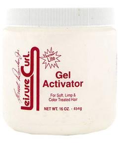 Leisure Curl Gel Activator