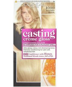 Casting Creme Gloss Conditioning Colour 1010 Iced Light Blonde