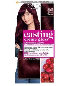 Casting Creme Gloss Conditioning Colour 360 Black Cherry