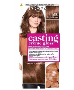 Casting Creme Gloss Conditioning Colour 600 Light Brown