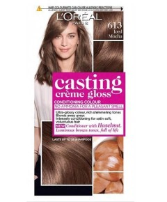 Casting Creme Gloss Conditioning Color 613 Iced Mocha