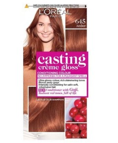 Casting Creme Gloss Conditioning Color 645 Amber