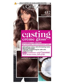 Casting Creme Gloss Conditioning Colour 412 Iced Cocoa