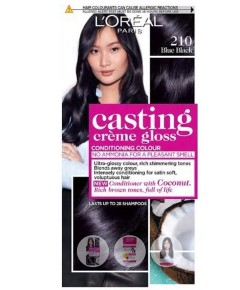 Casting Creme Gloss Conditioning Color 210 Blue Black