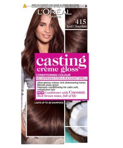 Casting Creme Gloss Conditioning Colour 415 Iced Chocolate