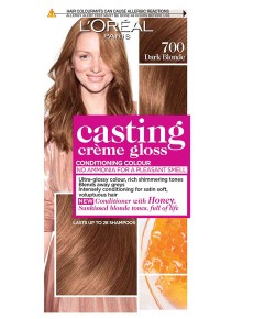 Casting Creme Gloss Conditioning Colour 700 Dark Blonde