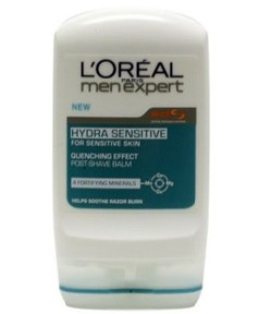 Men Expert Hydra Sensitive Post Shave Balm