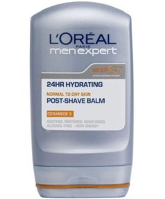 Men Expert 24Hr Hydrating Post Shave Balm