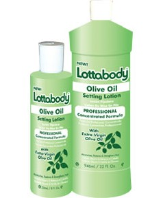 Olive Oil Setting Lotion