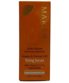Extreme Active Intense Argan And Carrot Oil Toning Serum