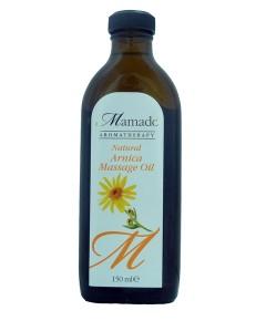 Aromatherapy Natural Arnica Massage Oil