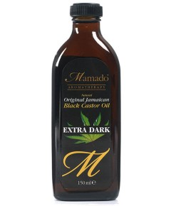 Natural Original Jamaican Black Castor Oil Extra Dark