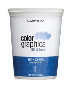 Color Graphics Lift And Tone High Speed Powder Lifter
