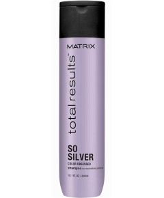 Total Results So Silver Color Obsessed Shampoo