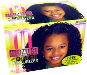 Kids Olive Oil Texturizer